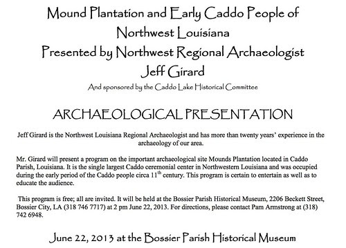 Mounds Plantation Flyer by trudeau