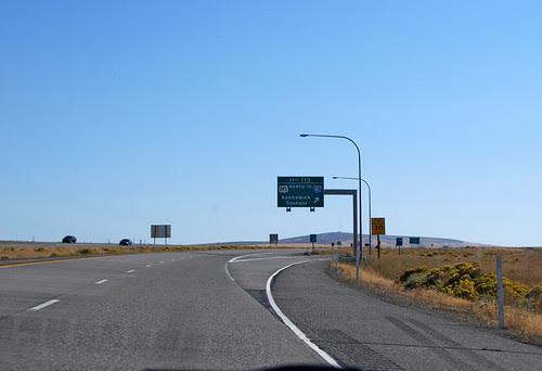 I-82 @ US 395