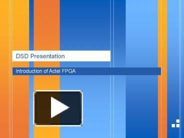Ppt Dsd Presentation Powerpoint Presentation Free To Download Id 1de141 Zdc1z
