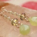 Soft Green Dangles