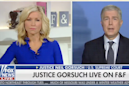 Supreme Court Justice Neil Gorsuch went on Fox News to promote his book — and to echo the 'war on Christmas' myth
