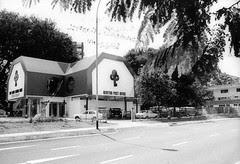 Newton Road.Newton Post Office-1970