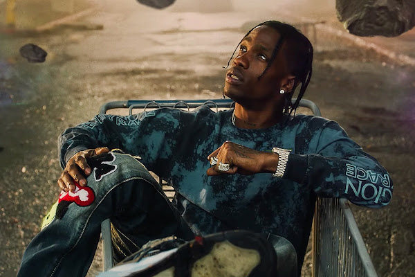 d91a5fe57390 Travis Scott Shares 'Astroworld' Tracklist Ahead of the Album's Release