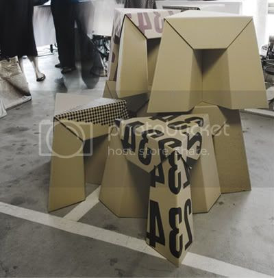 Paper Tiger Products- Stools 1