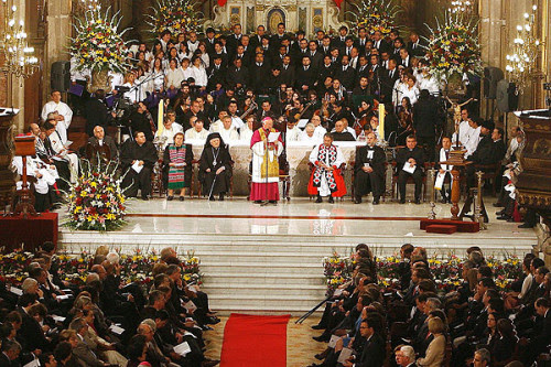The Christian Church is ecumenical in nature