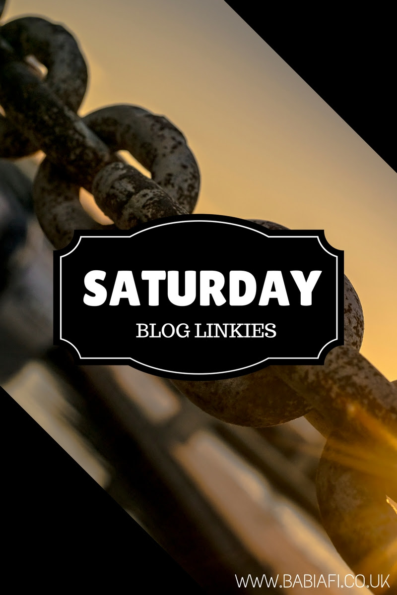 Saturday Blog Linkies