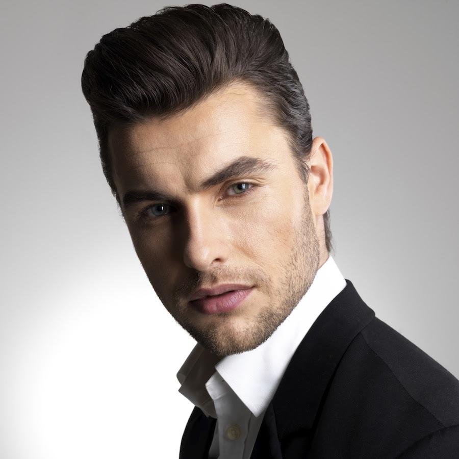 Medium Length Mens Hairstyles  LONG HAIRSTYLES