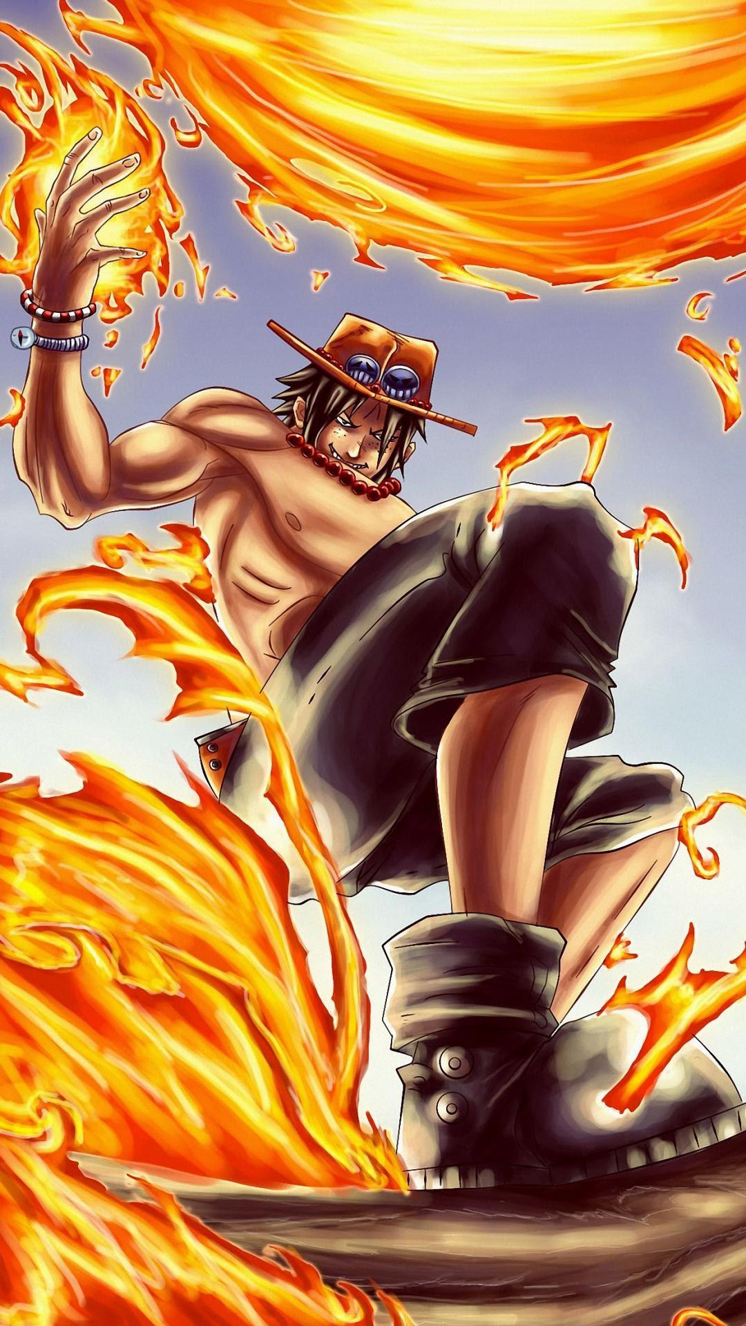 (9) Amazing One Piece Workart Wallpaper iPhone Terbaru