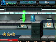 Jogar Monsters vs aliens save earh as only a monster can Jogos