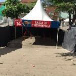 Segundo a Prefeitura, reparos foram feitos nas estruturas danificadas (Foto: Divulgação)