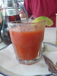 Small tomato juice
