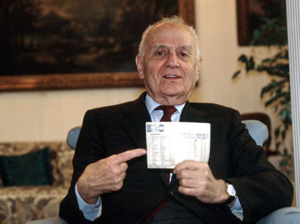 L'inventore del Totocalcio, Massimo Della Pergola