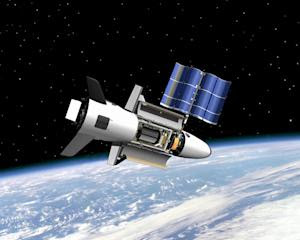 US Air Force's Secretive X-37B Space Plane Shatters …
