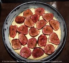 Cake met vijgen / Fig Cake