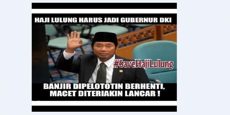 Berita Indonesia Raya Lucunya Meme meme Bertema Pilkada DKI 2017