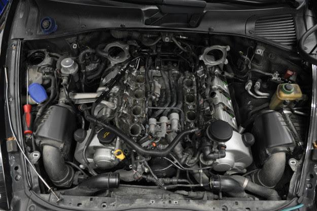 2006 Cayenne Turbo S 955 Coolant Pipes Car Repair