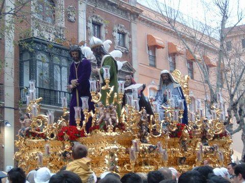 Resultado de imagen de Jesús del Soberano Poder (San Gonzalo) en Campana