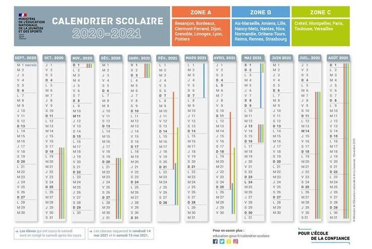 Calendrier Ffbt 2022 Calendrier Vacances Scoalires 2021   calendrier jun 2021