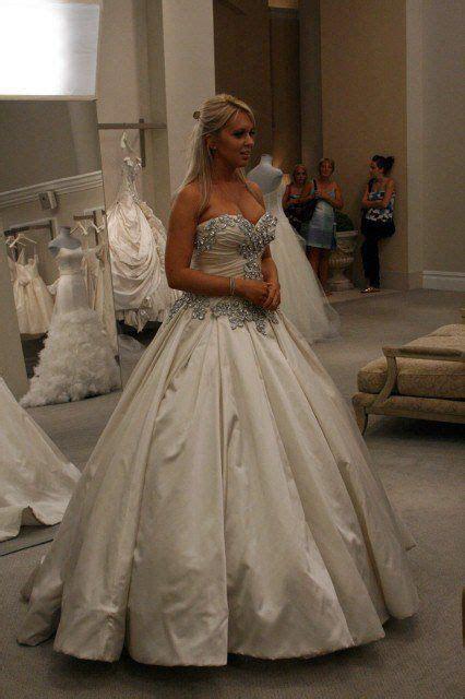 Say Yes to the Dress  Pnina Tornai   wedding dresses