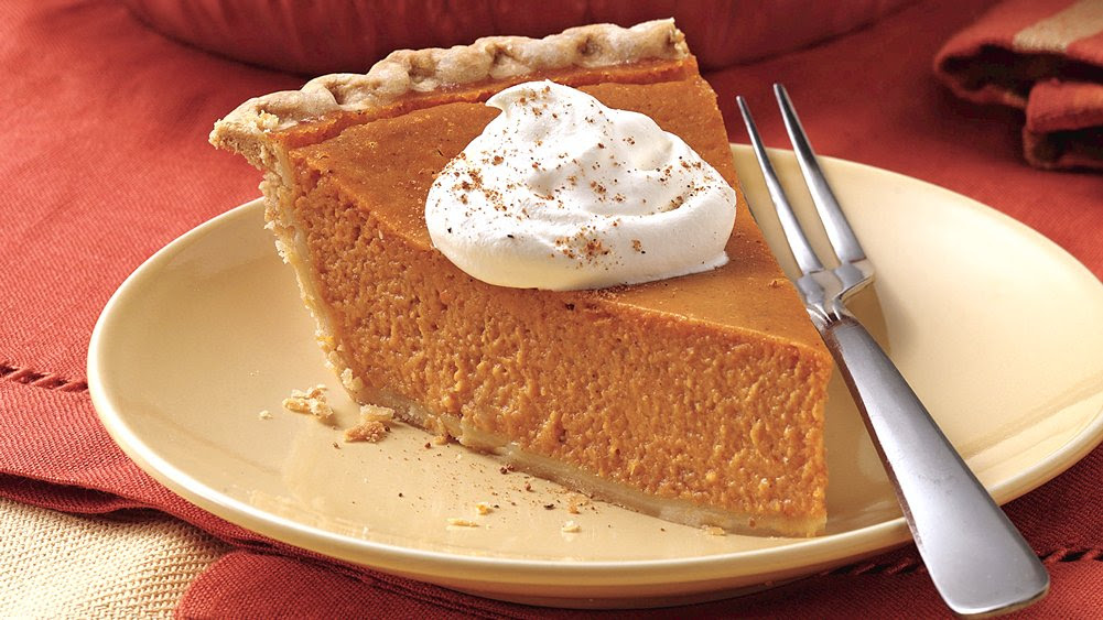 Easiest-Ever Pumpkin Pie recipe from Pillsbury.com