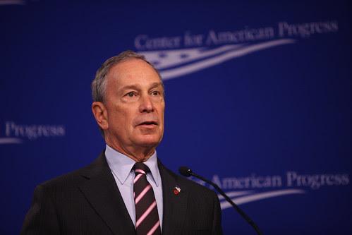 Michael Bloomberg: Milliardaire américain
