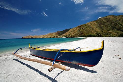 Nagsasa Cove: Midday Bangka