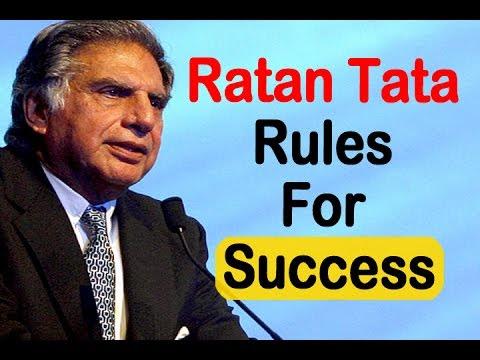 Image result for रतन टाटा बताते हैं सफलता के मूल मंत्र : Ratan Tata 10 Rules for getting success