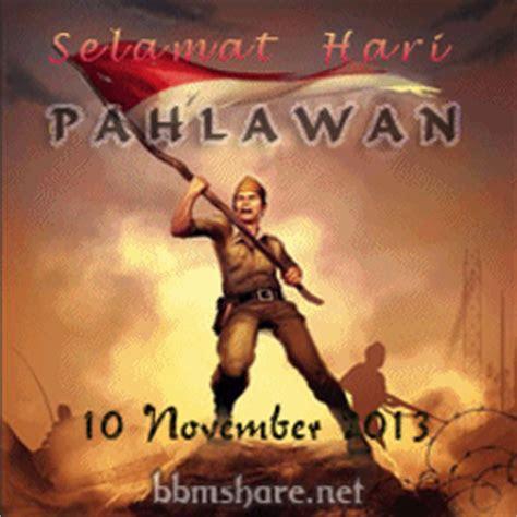 status wa hari pahlawan  november terbaru