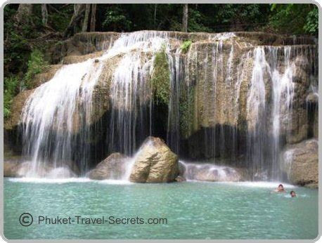 Erawan Falls, Attractions, Things to do in Kanchanaburi