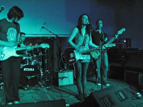 The Mieka Canon = Mieka Pauley & band