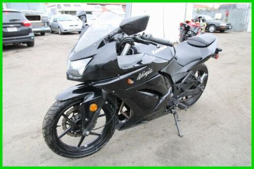 2009 Kawasaki Ninja 250r Black For Sale Craigslist Used