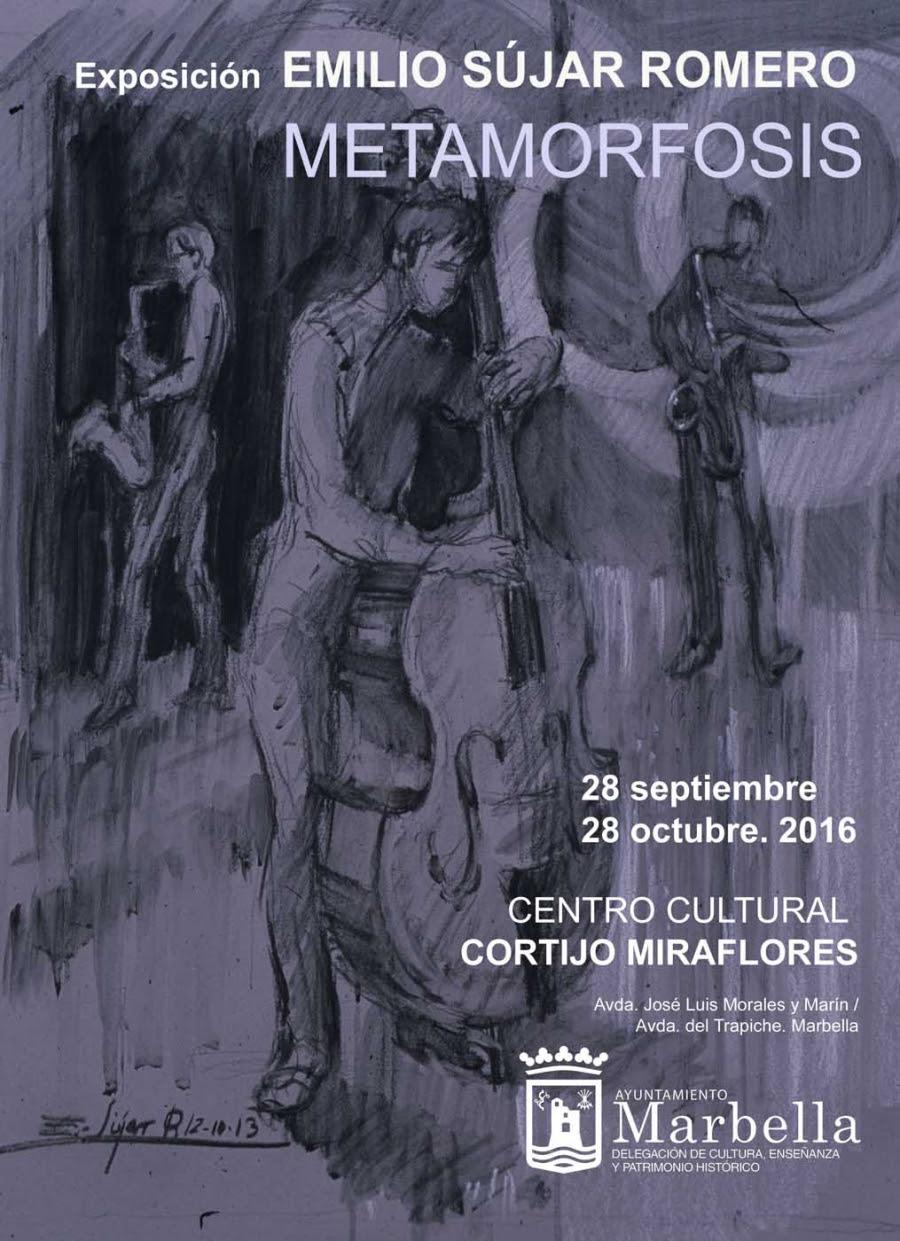 """Resultado de imagen de """"Metamorfosis"""" de Emilio Sújar"""