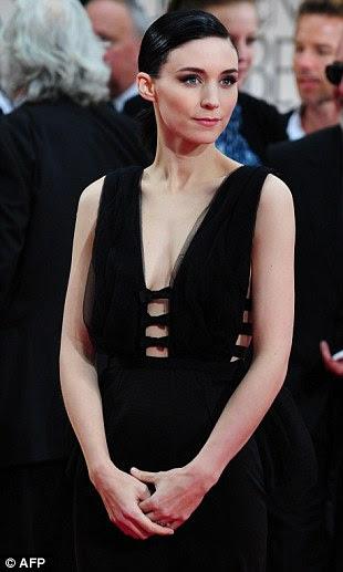 Concorrência: Glenn Close foi indicada para Albert Nobbs, Rooney Mara para The Girl With The Dragon Tattoo e Viola Davis por A Ajuda