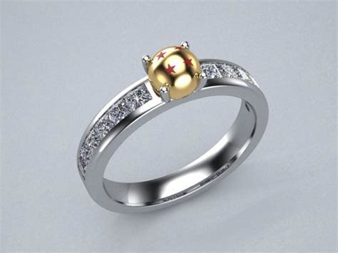 Dragon ball z engagement ring concept by lupusk9 on DeviantArt