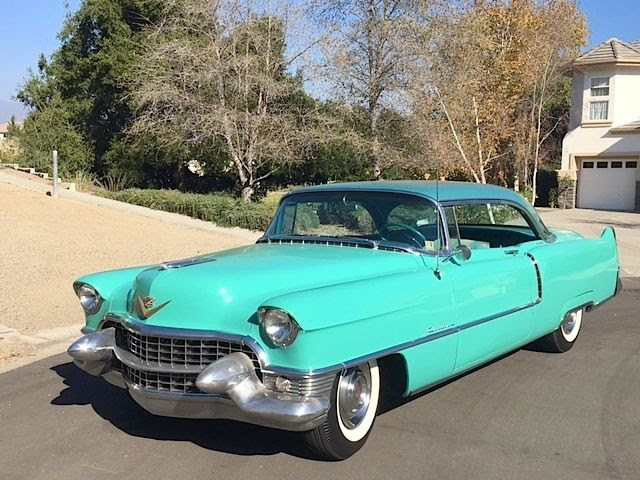 1955 Cadillac Coupe Deville - Beautiful Driver - Very ...