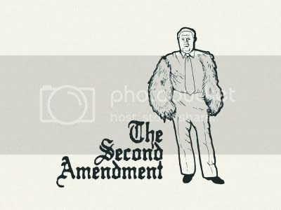 Busted Tees Second Amendment