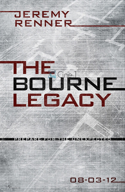 The Bourne Legacy - Teaser Poster
