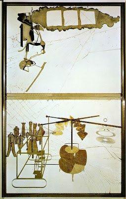 The Large Glass, Marcel Duchamp
