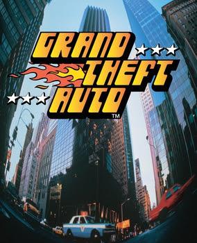 British box art for the PC version of Grand Th...
