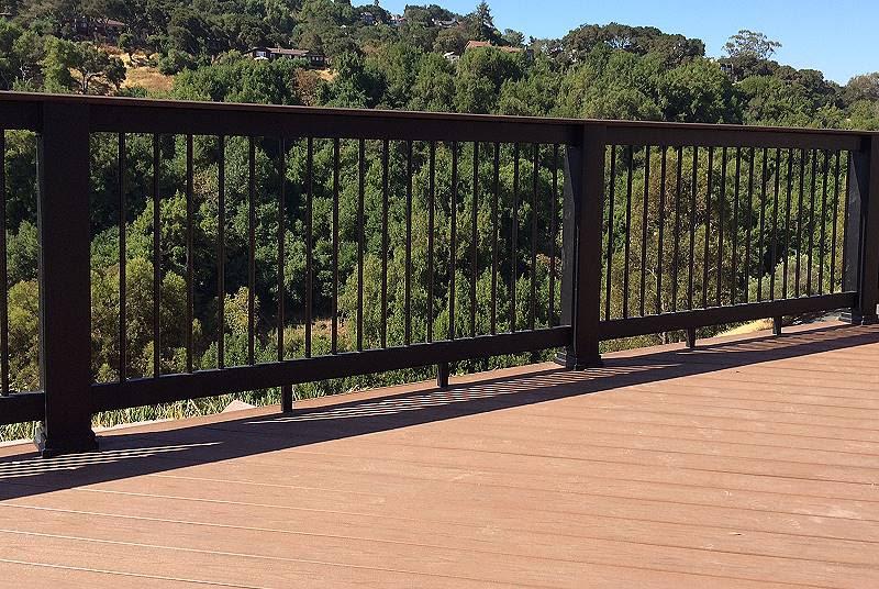 Decks Construction Portfolio A And J Fencing