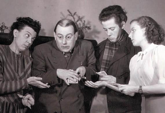 1950 Familie Hesselbach
