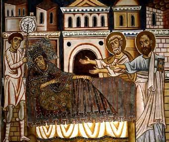 Muerte de Constantino