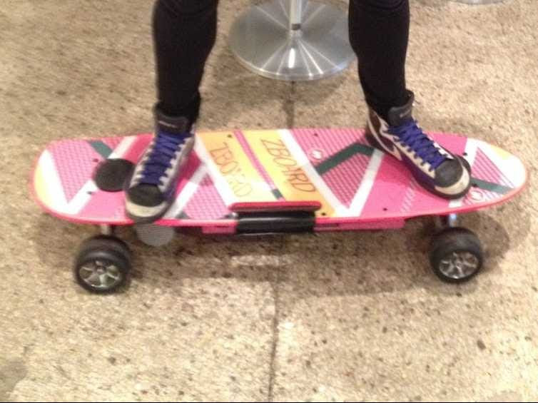 $1,500 Electric Skateboard Zboard  Business Insider
