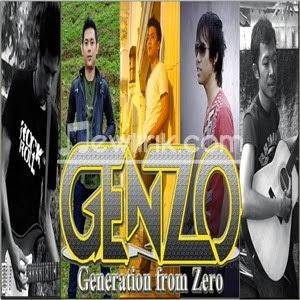 Lirik Genzo - Loe Gue End