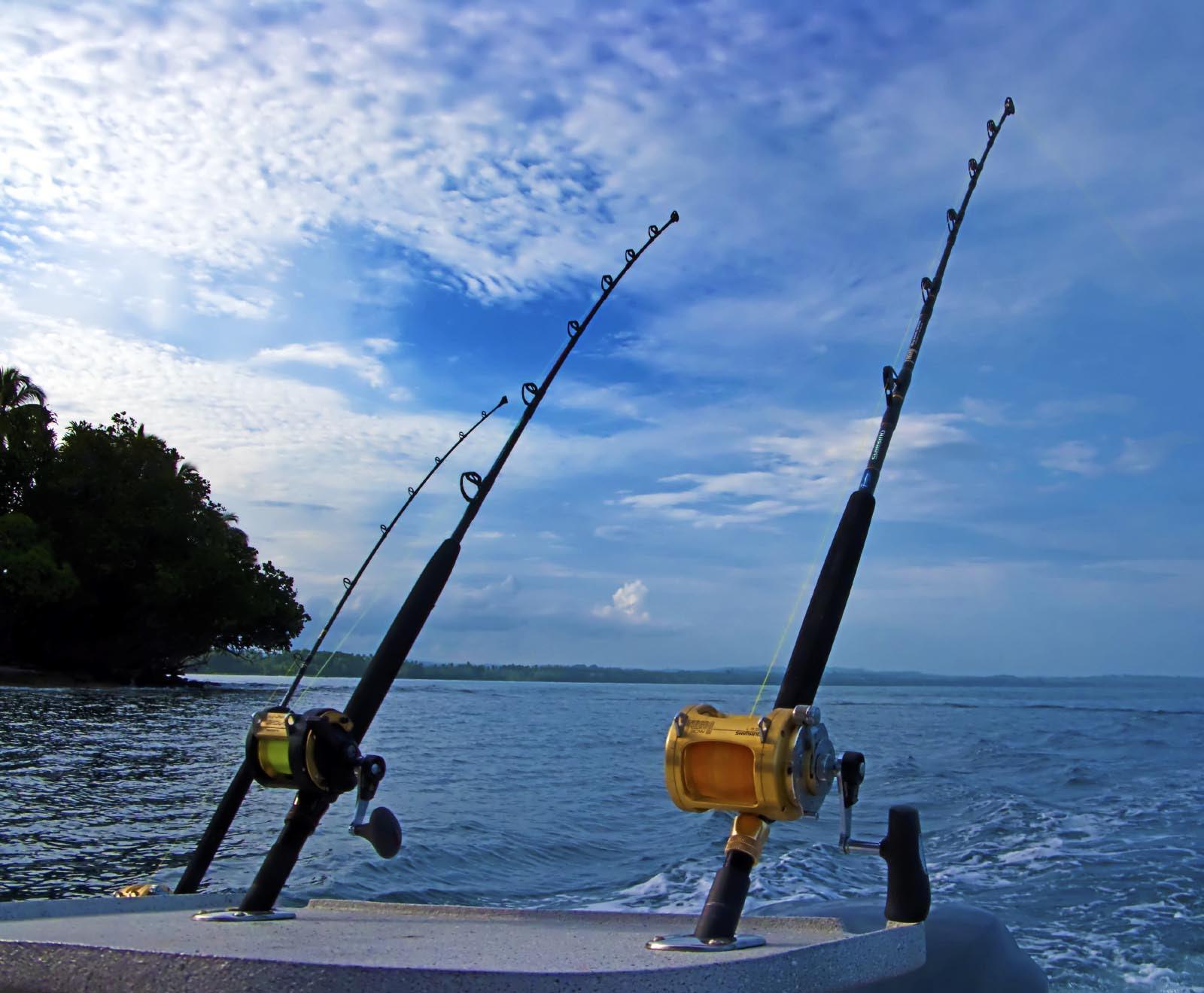 Fishing Pole Review Mei 2017