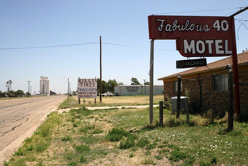 fabulous 40 motel