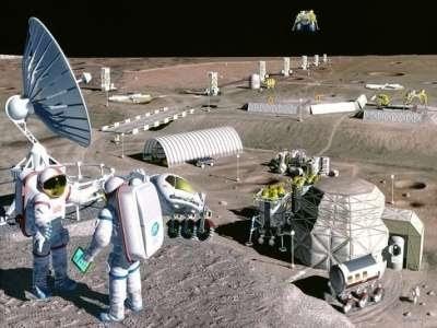 Colônias no espaço?