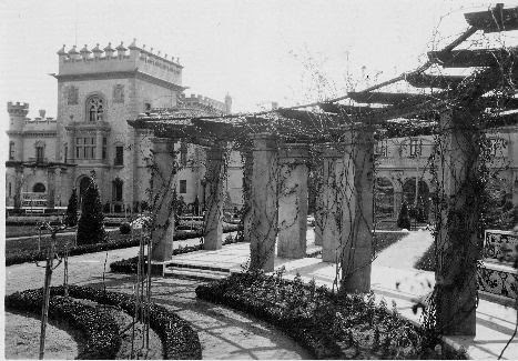 Palacio de la Sisla  © Fondo Rodríguez. Archivo Histórico Provincial. JCCM. Signatura 01A-268