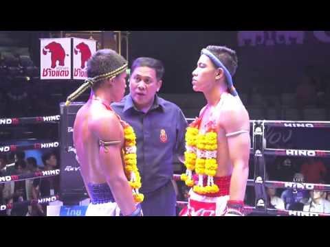 ศึกมวยไทยลุมพินี TKO ล่าสุด [ Full ] 18 กุมภาพันธ์ 2560 มวยไทยย้อนหลัง Muaythai HD - YouTube