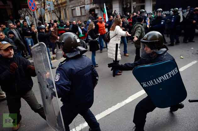 Ситуация в Болгарии